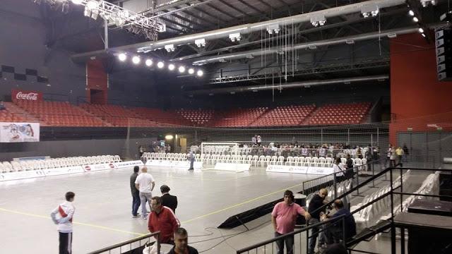 Arena Maipú3