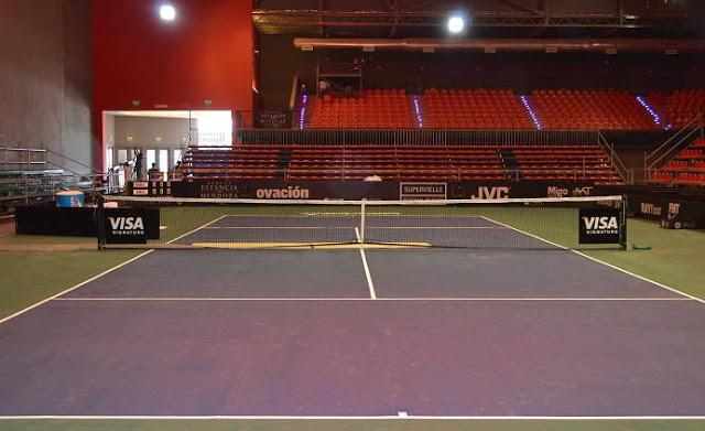 Arena Maipú tribunas