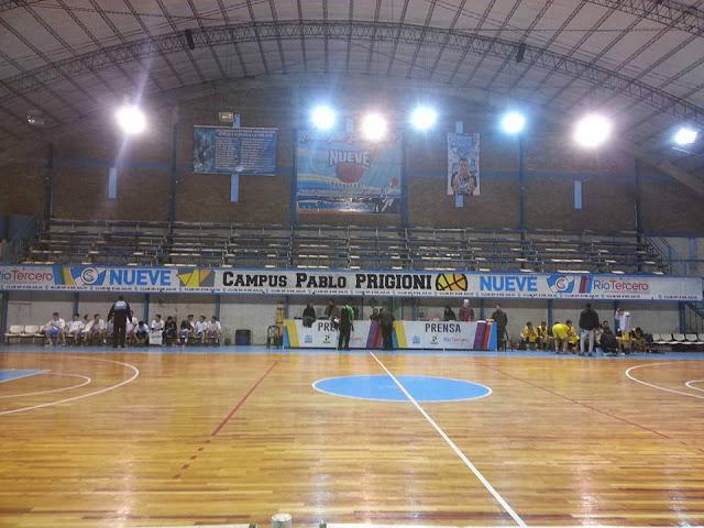 Estadio cubierto de Sportivo 9 de Julio de Río Tercero4