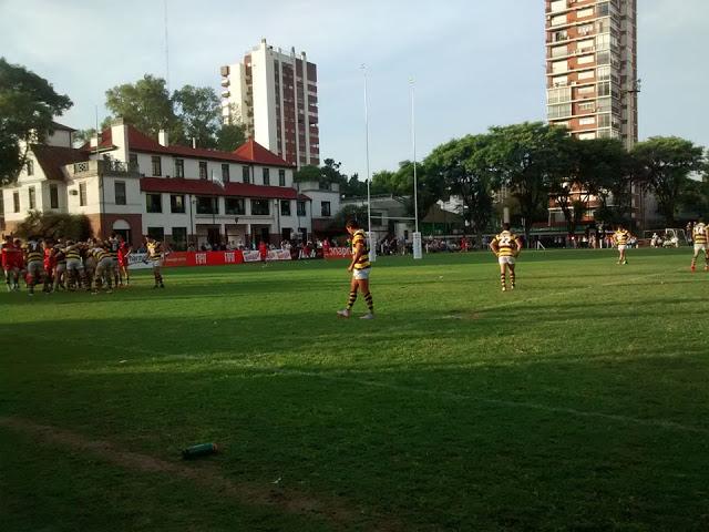 Belgrano Athletic Club rugby