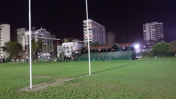 Belgrano Athletic Club tribuna