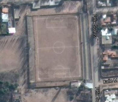 cancha de Boca de Bermejo google map