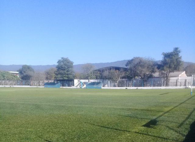 Sportivo Alberdi Libertador San Martín