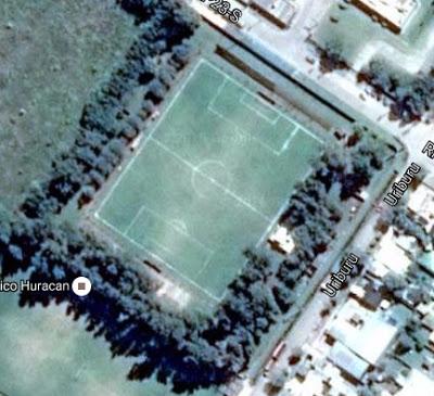 cancha de Huracán de Chabás google map