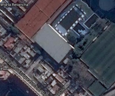 Microestadio de Racing Club google map