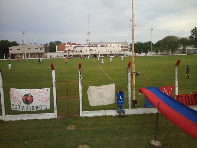Estadio de Saladas - Corrientes1
