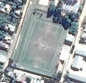 Estadio Municipal de Saladas google map