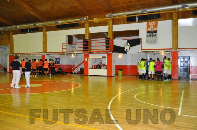 Polideportivo Margalot Río Grande2