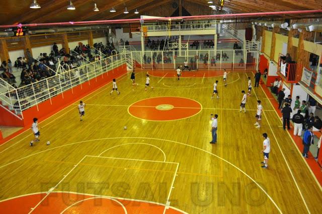 Estadio Carlos Margalot de Río Grande1
