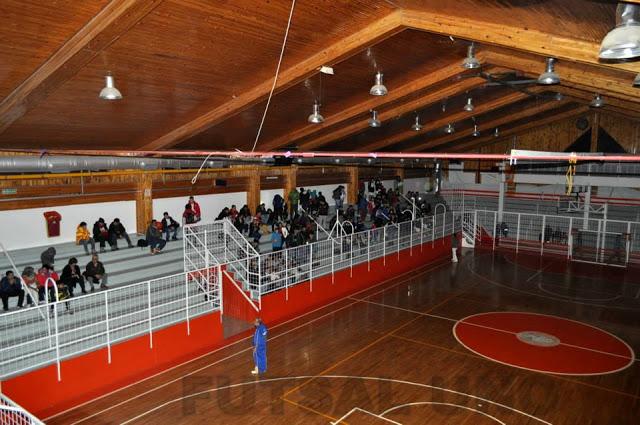 Estadio Carlos Margalot de Río Grande4