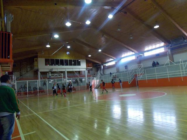 Estadio Carlos Margalot de Río Grande3