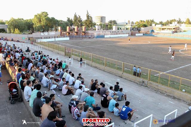 Estadio Fuhad Cordi Dean Funes