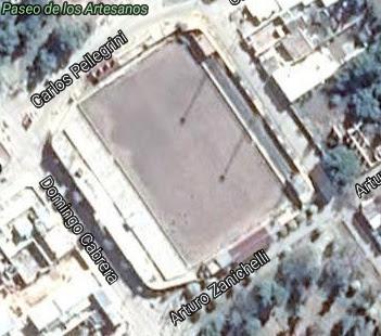 Anfiteatro Fuhad Cordi google map