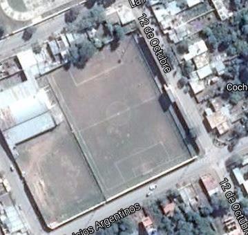 cancha de Unión Güemes de General Güemes google map