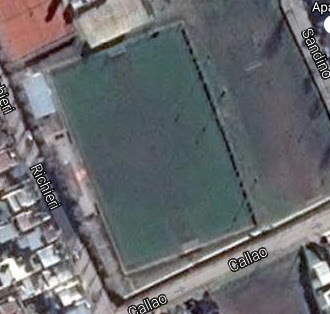 cancha de Independiente de Tandil google map