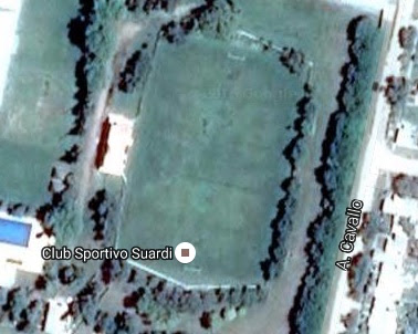 cancha de Sportivo Suardi google map