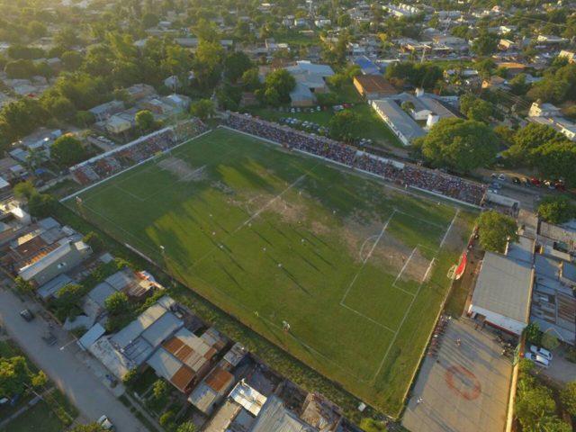 estadio Unión Aconquija (Yerba Buena)