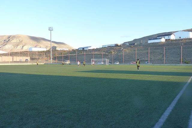 Nuevo Estadio Municipal de El Calafate2