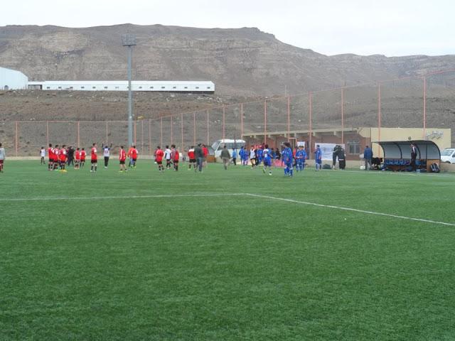 Nuevo Estadio Municipal de El Calafate5
