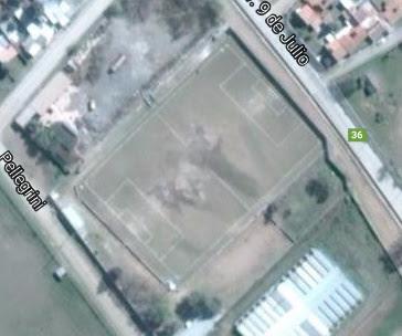 cancha de Olimpia Oriental de Rosario de Lerma google map
