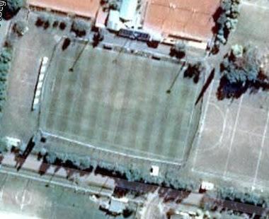 cancha de Atlético Trebolense google map