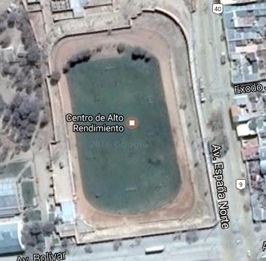 Centro de Alto Rendimiento de La Quiaca google map