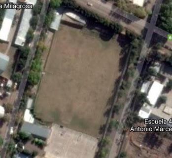 cancha de Escuela Deportiva de Junín google map