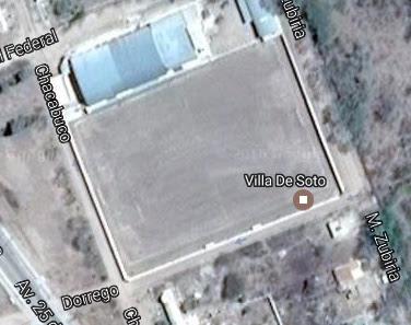 cancha de Matienzo de Villa de Soto google map