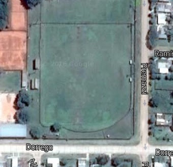 cancha de Sarmiento de Villaguay google map