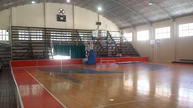 Estadio Cubierto del Centro Deportivo Rivadavia1
