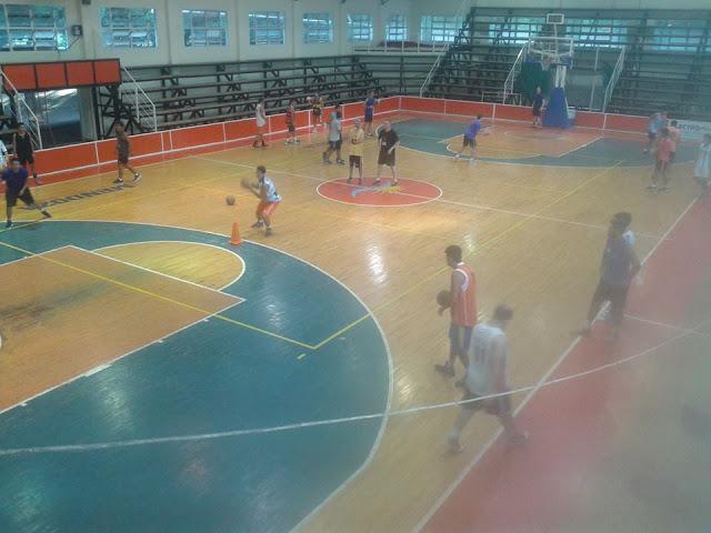 Estadio Cubierto del Centro Deportivo Rivadavia4