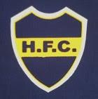 escudo Huracán FC de Carlos Tejedor