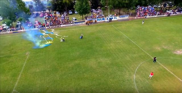 cancha de Huracán FC de Carlos Tejedor5