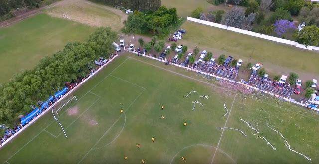 cancha de Huracán FC de Carlos Tejedor3
