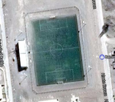 Estadio Perito Moreno google map