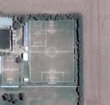 cancha de Sportivo Belgrano de Almafuerte google map