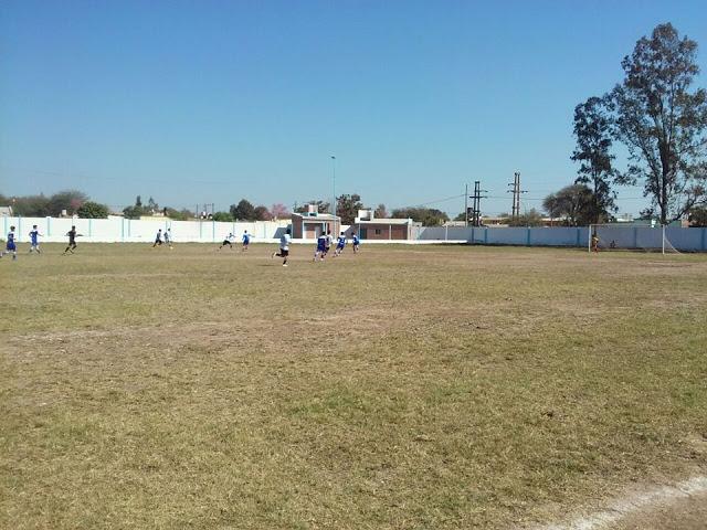 cancha de Sportivo Cultural de Castelli2
