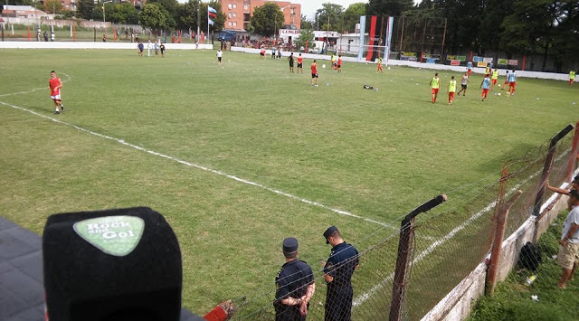 cancha de Atlético Palermo de Paraná2
