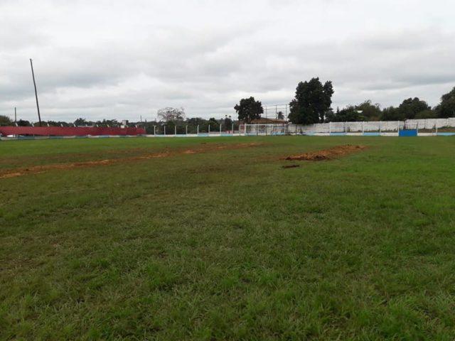 estadio Deportivo Jardín América