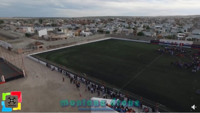 estadio jj moreno madryn