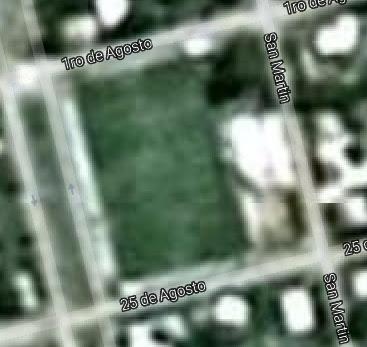 cancha de Deportivo Arizona google map