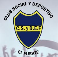 escudo El Fuerte de San Carlos