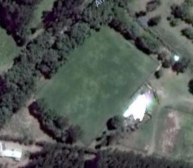 cancha de El Fuerte de San Carlos google map
