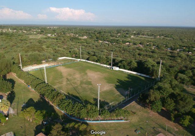 polideportivo Chumbicha Capayan