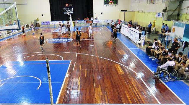 Gimnasio Municipal de Cutral Có3