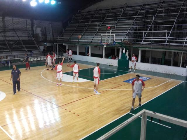 Estadio cubierto de Hindú Club de Resistencia1
