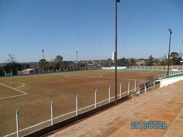 cancha de Deportivo Jardín América5