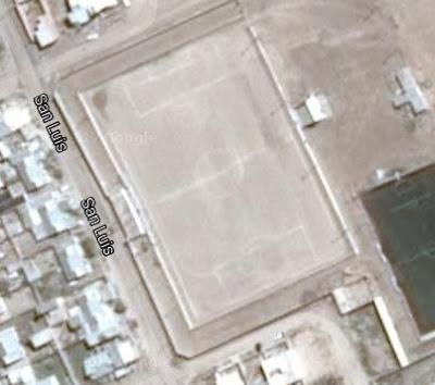 cancha de JJ Moreno de Puerto Madryn google map