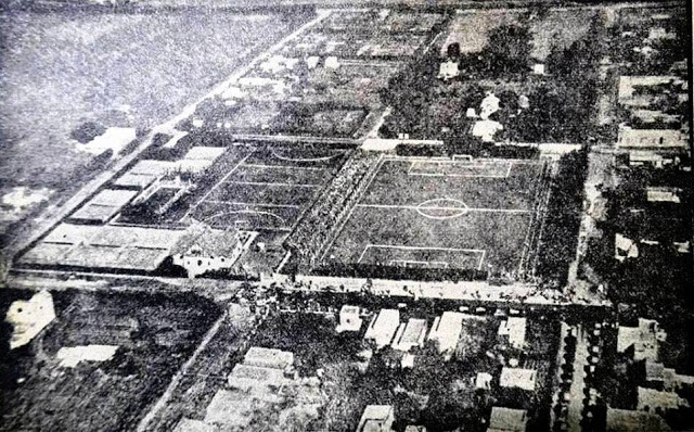 Estadio de Guido y Sarmiento 1930