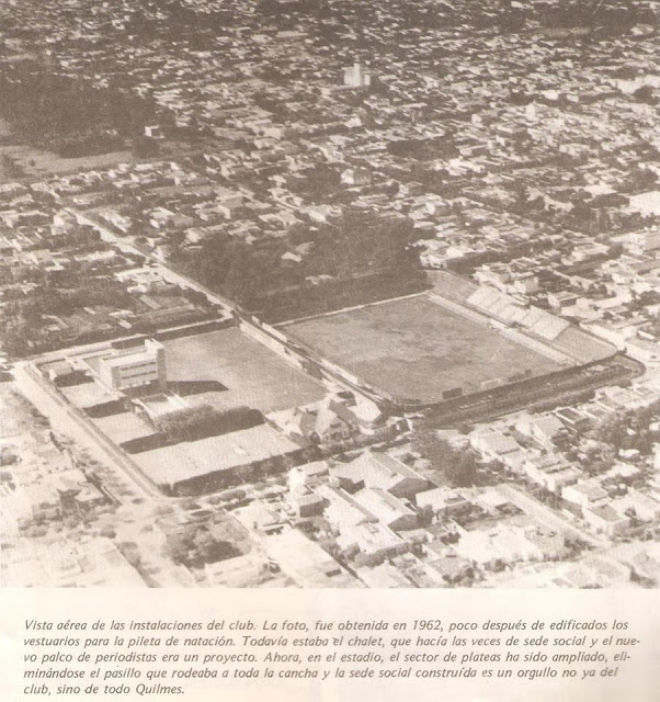 Estadio de Guido y Sarmiento 1962